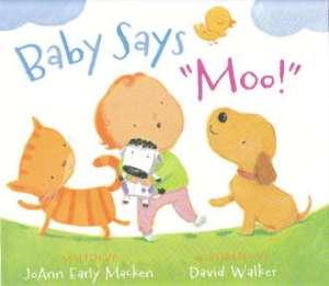 Baby Says Moo